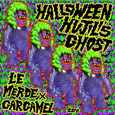 Halloween Hujili's Ghost