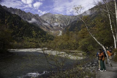 Kamikochi Oct 2010