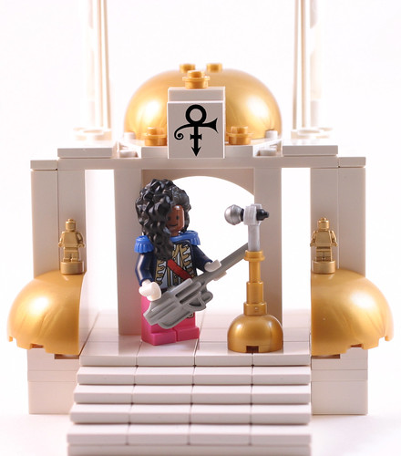 Lego Artist Formerly Known As Prince