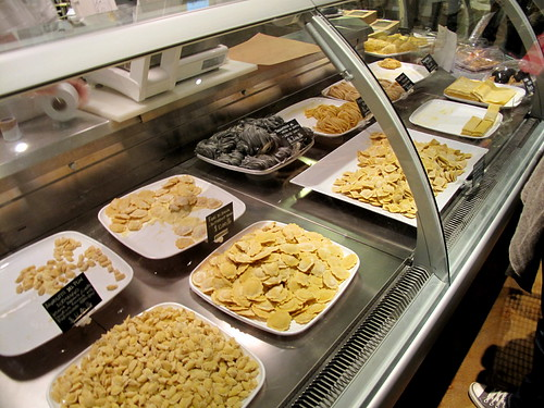 Fresh Pasta at Eataly - NYC