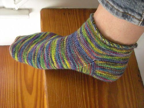 I love ankle socks!