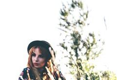 Smiiira (maik.kirchner) Tags: portrait girl bowlerhat colors outside summer mood