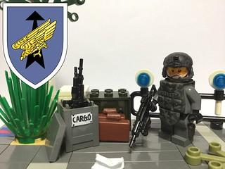 German KSK Operative
