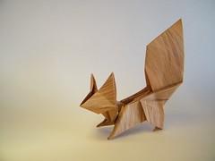 Ardilla - Oriol Esteve (Rui.Roda) Tags: origami papiroflexia papierfalten esquilo ecurreuil squirrel ardilla oriol esteve