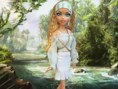 "Sabrina's Star School 2: Week 5 ""Nautical By Nature"" - Tara Dikov (Opt.2) (Bratzjaderox™) Tags: pirate girl nautical tara dikov fierce myscene barbie bratz bling sailor scout first mate captain hot diva"