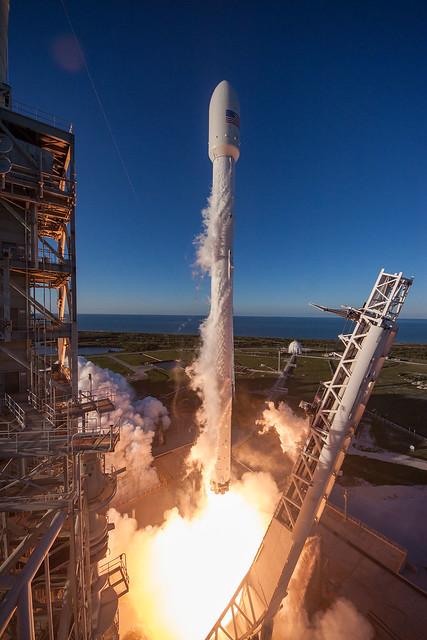 Intelsat 35e Mission