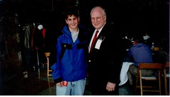 Me & Dick Cheney