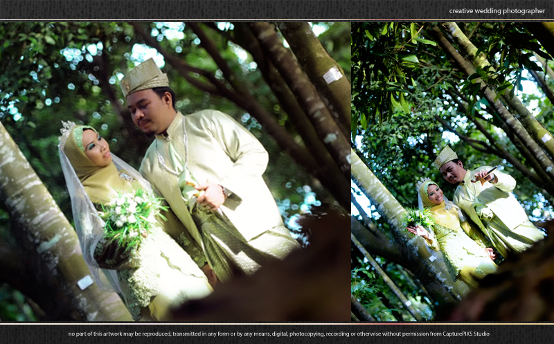 Wedding Azrul Fatimah