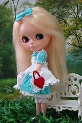 NICOLE - Kenner Blythe Blond 1972 - My New Girl !