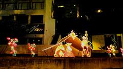 Pesebre Navideo, Cali 2009 (Manuel Vieda) Tags: christmas luces december diciembre pesebre decoracion manuelvieda dscxh1