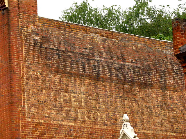 Jonesborough Faded Ad