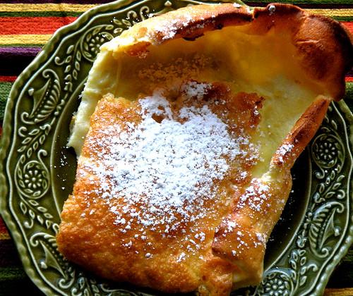 Recipe: German Pancake blog image 1