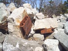 Abandoned Interstate 95 - Saugus, Massachusetts (Dougtone) Tags: road abandoned sign boston highway massachusetts newengland route freeway shield interstate expressway saugus