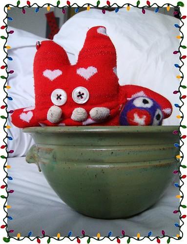socks shawl christmas 097