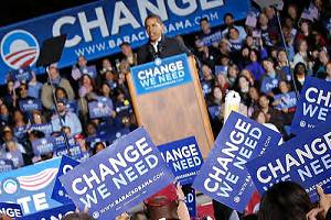 Obama's The Change We Need?