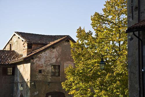 Medieval Village, Lerma Castle