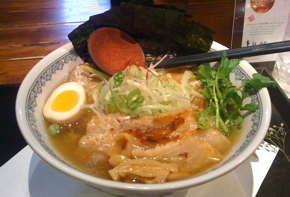 Motomachi Skokudo Ramen