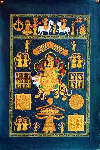 Sherawali Mata Story
