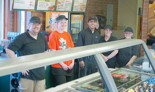 Subway restaurant to announce new ownership with grand opening ...