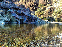 Wadi Al-Abiad (Navigator_51) Tags: wadi al abiadh abiad oman arab mideast middle east oasis palm dates landsape land scape nature عمان عرب وادي الأبيض طبيعة واحة