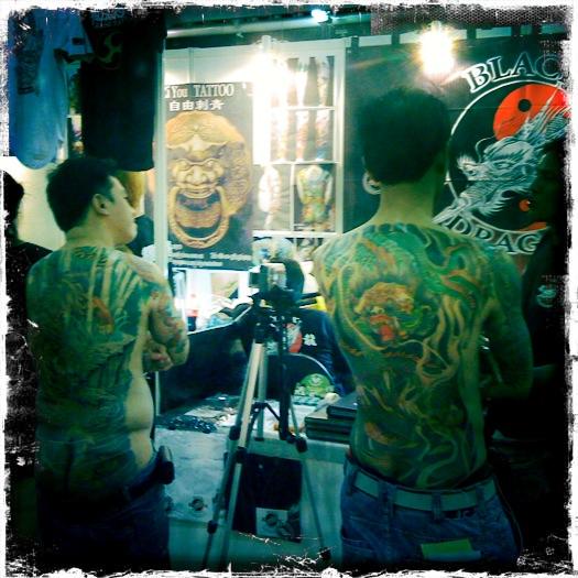 Singapre 2010 Tat2 Show - Day 1