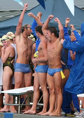 Men water polo boner final, sorry