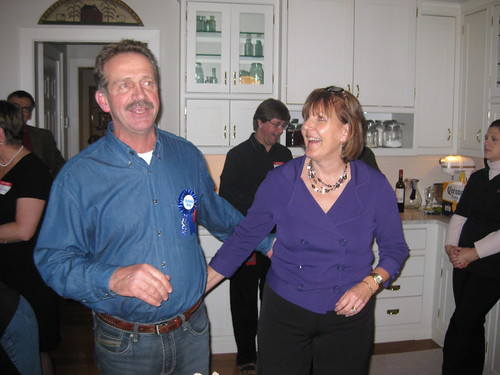 John and Brenda Robinson, John Robinson's Birthday