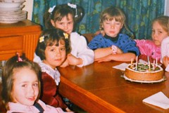 My 7th Birthday