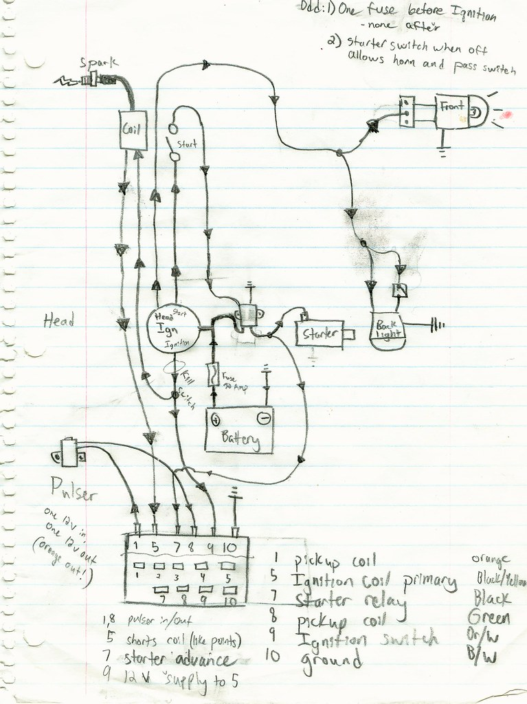 Chopper Wiring Diagram Get Free Image About Wiring Diagram