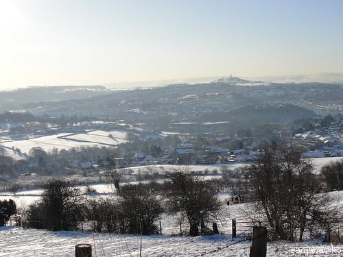 Snowy Huddersfield 9