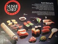 Christmas Sushi Kit