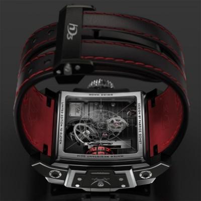 HD3 Bi-Axial Black Pearl