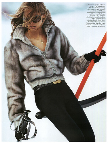 Iselin Steiro in Vogue Paris 4