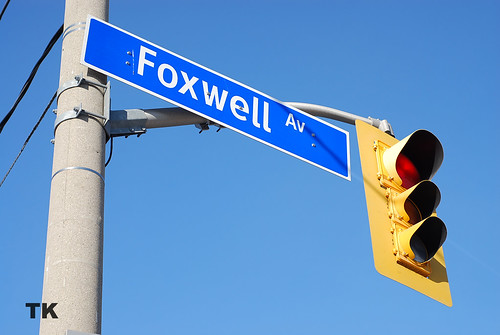 A Tale Of Two Foxwells