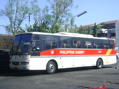 Philippine Rabbit 2501 (marKuneho8525 optd. by rabbit.explorer) Tags: santarosa busterminal 2501 prbl nissandiesel exfoh