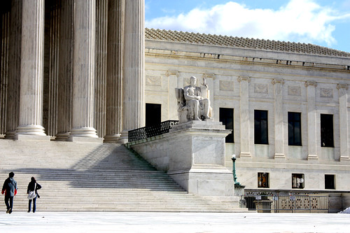 supreme court building washington DC