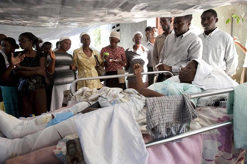 Haiti Earthquake: Red Cross response