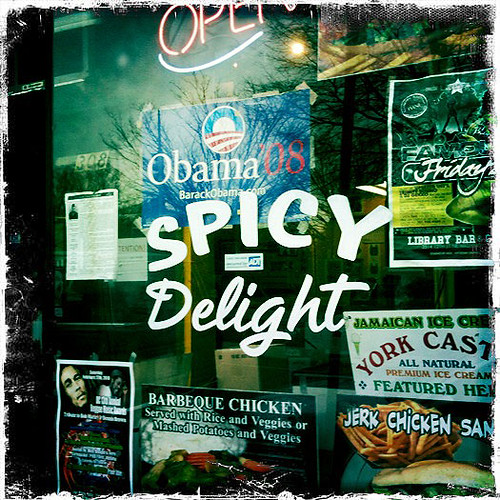 Spicy Delight - Taken With An iPhone