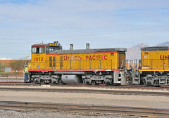 UPY SW1500 number 1072, Tucson Yard, January 7, 2010 2 (Ivan S. Abrams) Tags: railroad chicago phoenix up train losangeles illinois nebraska tucson railway trains unionpacific railways e9 e8 uprr sd402 sw1500 sd40 gp402 sd70m c449w es44ac mp15dc bensonarizona northplattenebraska sybilarizona ivansabrams pimacountyarizona cochisecountyarizona davidsoncanyonarizona lacienegaarizona abramsandmcdanielinternationallawandeconomicdiplomacy ivansabramsarizonaattorney ivansabramsbauniversityofpittsburghjduniversityofpittsburghllmuniversityofarizonainternationallawyer