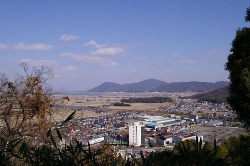 常山からの眺め #3