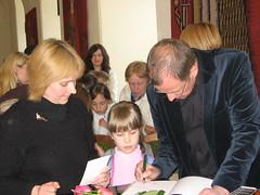 Vytautas V. Landsbergis (Zitute) Tags: biblioteka biržai renginiai rašytojai vytautasvlandsbergis režisieriai
