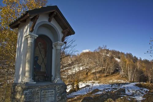 Monte Tovo, Chapel