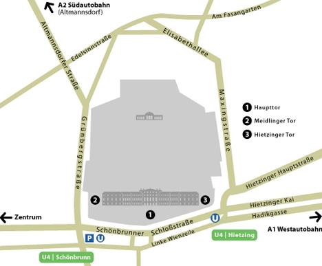 Palacio de Schonbrunn 3