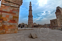 Qutab Minar  New Delhi (Tarun Chopra) Tags: travel portrait india green heritage nature architecture canon geotagged photography asia wizard delhi 7d greatshot gps dslr fx gurgaon complex purchase bharat newdelhi qutubminar touristattractions photograpy qutabminar qutab olddelhi mehrauli canoncamera 0812 nicecomposition hindustan greatcapture indiaimages perfectcomposition traveltoindia superbshot mywinners alaidarwaza superbphotography canon1022mmlens fantasticimage betterphotography d700 discoverindia makemytrip canonefs1022mmf3545usmlens hindusthan 2470mmf28g earthasia smartphotography canon7d alaigate mustseeindia indiatravelphotography oldmonaments discoveryindia buyimagesofindia hindustanhistoryindiaislammehrauliminarminaretmonumentmughalmuslimn1newnewdelhinikonoldqutabqutabminarqutbqutubrobalesolmetatowerunescoworldheritagesiteuttarpradeshyoungrobv gurugram