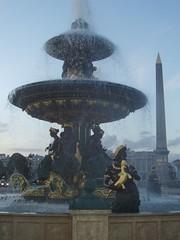 La Place de la Concorde (Aidan McRae Thomson) Tags: paris france fountain fontaine placedelaconcorde