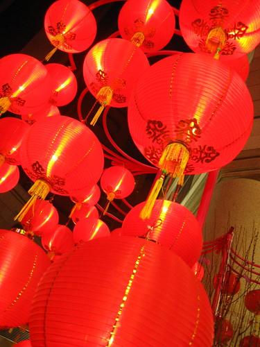 Chinese New Year Props @ Times Square, Hong Kong