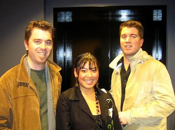 Me, Aaron & Amy