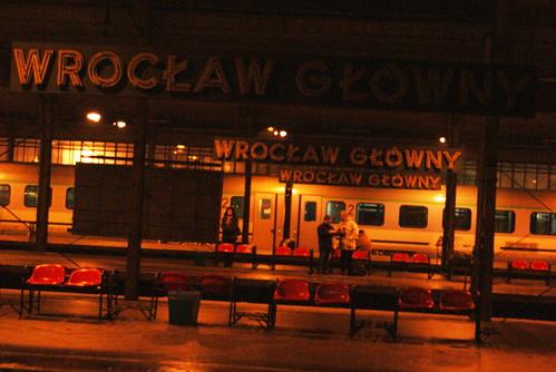 Wrocław Główny x3