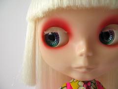 Mircalla with new eyechips
