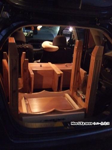木工 床邊櫃-27